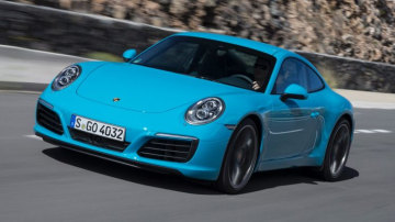 Porsche has mildly tweaked its 911 range.