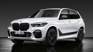 BMW X5 receives M Performance parts