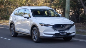 Mazda CX-8 Sport AWD 2018 Review