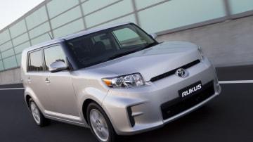 2010 Toyota Rukus.