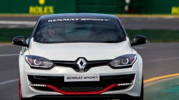 Renault Megane RS 275 Trophy-R Sets Albert Park F1 Circuit Lap Time: Video