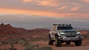 Mercedes-Benz Ener-G-Force concept car