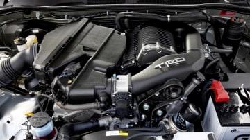 2008 TRD HiLux engine
