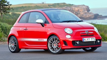 Fiat 500C Abarth Esseesse On Sale In Australia