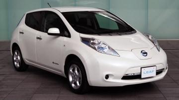 2013 Nissan Leaf Gets New Electric Drivetrain, Australian Timing Unclear