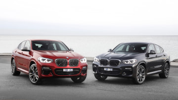 BMW X4 2018 new car review