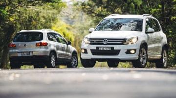 2015 VW Tiguan Review: 155TSI R-Line, 132TSI, 130TDI, 118TSI