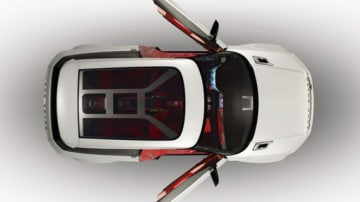 2009 Land Rover LRX concept