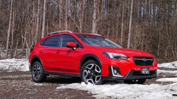 2017 Subaru XV Overseas Preview Drive | A More Mature Crossover For the Young At Heart
