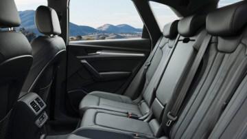 2017 Audi Q5.