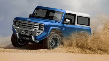 Baby Bronco Confirmed As Part Of Ford's Expanded SUV Line-up