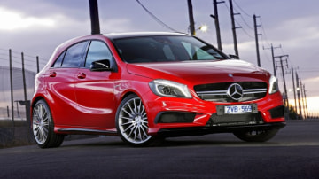 Mercedes-AMG A45 used car review