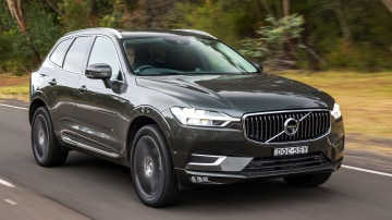2018 Volvo XC60 D4 Inscription new car review