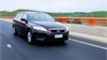 First drive: Mondeo wagon