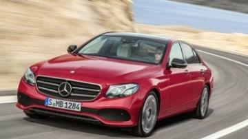 Full details: Mercedes-Benz E-Class