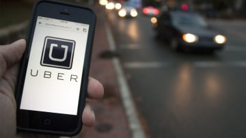 The state government will regulate ride-sharing services.