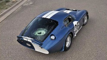 1965 Shelby Daytona Coupe CSX2601