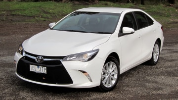 2015 Toyota Camry Review: Australia's Favourite Midsizer, Now Better