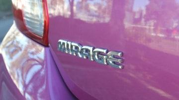 Mitsubishi Mirage ES