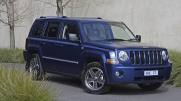 Jeep Patriot Gets Updated Interior And Improved Sound Insulation