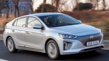 2018 Hyundai Ioniq.