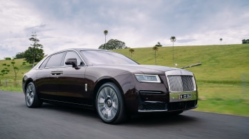 2021 Rolls-Royce Ghost Extended review