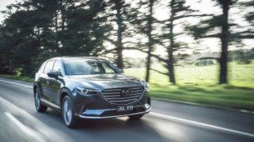 Mazda CX-9 updated for 2019