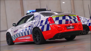 NSW Police has adopted BMW and Chrysler highway patrol cars.