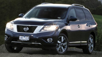 Nissan Pathfinder Recalled For Stop Lamp Switch Fix