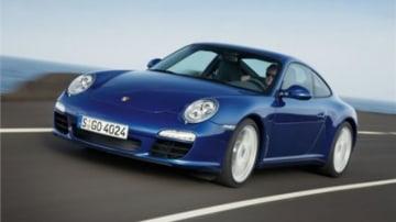 Porsche's iconic 911 is set to go electric.