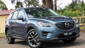 Mazda CX-5 Review: 2015 Grand Touring And Akera Diesel - Quieter, Comfortable, Better