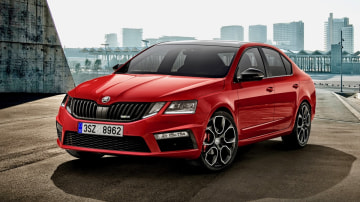 Skoda Adds RS 245 Wagon And Sedan To Updated Octavia Lineup