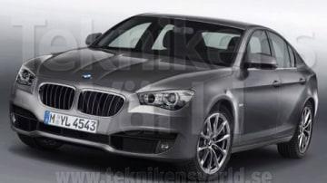 BMW 3-Series GT Concept to Debut in Frankfurt?