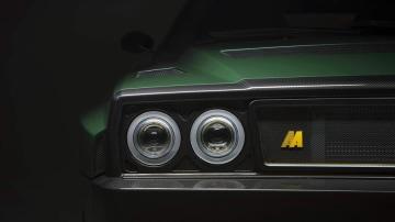 Lancia Delta Integrale Futurista