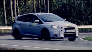 Ford Focus RS teased in video