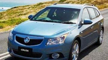 Holden Cruze Sportwagon prices reduced