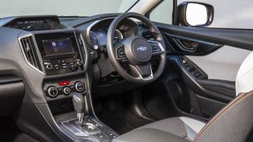 2017 Subaru XV 2.0i.