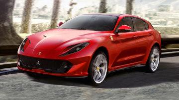 Coming Soon: Ferrari's first SUV