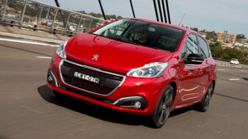 The next Peugeot 208 GTi could go electric.