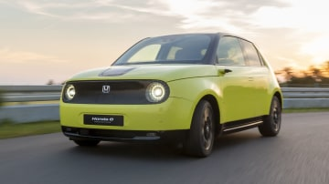 Honda E outputs confirmed