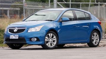 2013 Holden Cruze SRi Manual Hatch Review