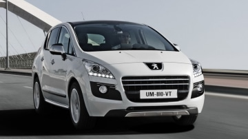 2011 Peugeot 3008 Hybrid4 Revealed, Australian Launch Hoped For