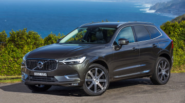 Volvo XC60 D4 Inscription.