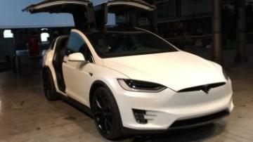 Tesla's Model X arrives in Australia