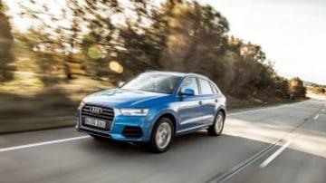 Audi Q3 2.0 TFSI Embargo: 5/06/2015
