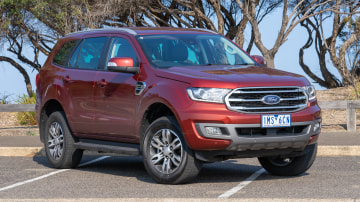 2019 Ford Everest Trend.