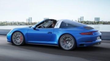2017 Porsche 911 Targa 4S new car review
