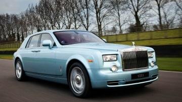 2011 Rolls-Royce 102EX Experimental Electric
