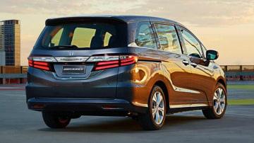 Honda Odyssey VTi.