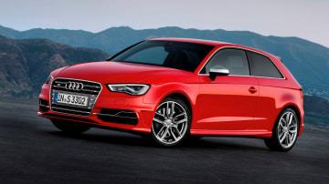 2013 Audi S3.